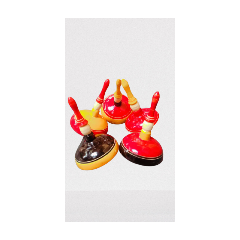 Funwood Games Music Man Rattle For Kids