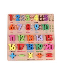 Robotime 3D T-Rex Dinosaur Puzzle for kids