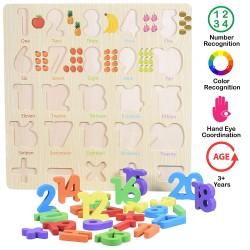 Robotime 3D Eiffel Tower Puzzle